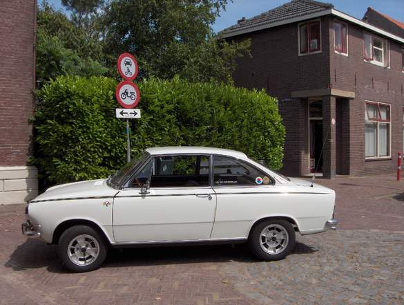 DAF 55 Coupe